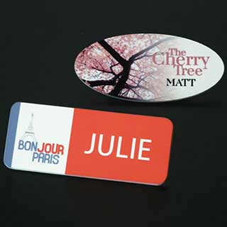 Badges - Acrylic Name Badges