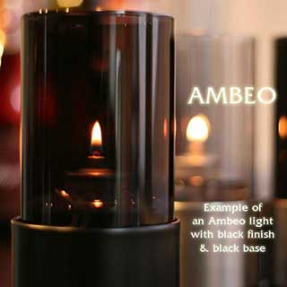 Ambeo Design Restaurant Table Lights - Case Of 6