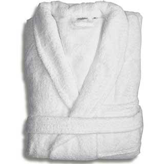 Hotel Bathrobes - Terry Towelling - Kimono Style - 400gm