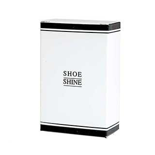Black & White Collection Hotel Toiletries - Shoe Shine Sponge In Carton - 50 Per Case