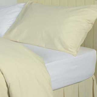 Flame Retardant Duvet Cover With Envelope - 100% Polyester - Duvet Cover With Envelope