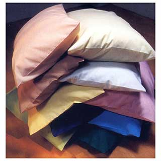 Flame Retardant - 100% Polyester - Pillow Cases (pair)