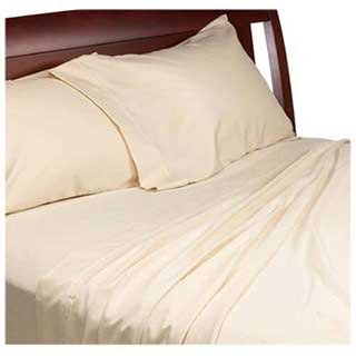 Flame Retardant Fitted Sheet - 100% Polyester