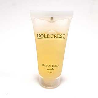 Goldcrest Toiletries Collection