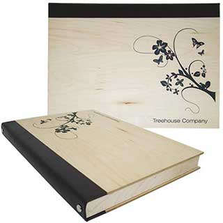 Guest Room Folders - Wooden Boxes - A4 Size And A3 Size