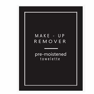 Hotel Amenities - Make-up Remover Wipes - Case Of 50