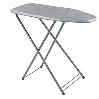 Hotel Mini Ironing Board - Grey