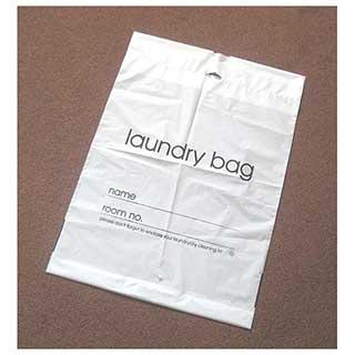 Hotel Laundry Bags Plastic Pvc Laundry Bags