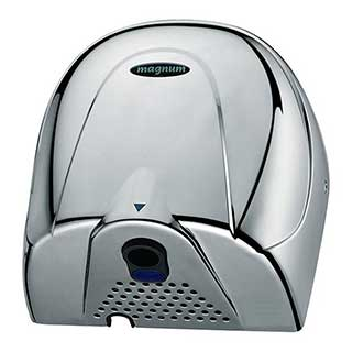 Magnum Storm Hand Dryer - 900w - Chrome Plated