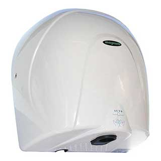 Magnum Storm Hand Dryer - 900w - White