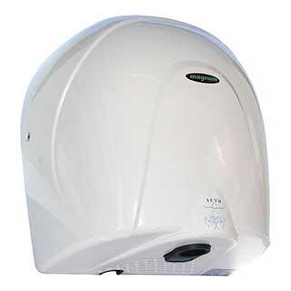 Magnum Storm Hand Dryer - White