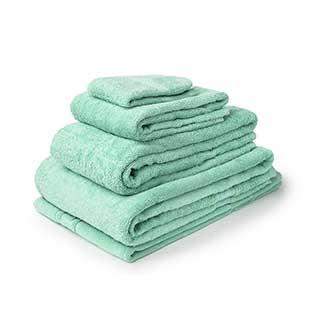 Hotel Towels - Nova Range - High Quality - 100% Cotton - 500gsm - Mint