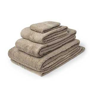 Hotel Towels - Nova Range - High Quality - 100% Cotton - 500gsm - Sand