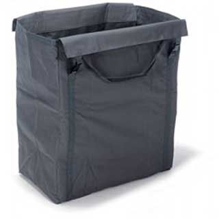 Professional Housekeeping Trolley Replacement Linen Bag - 200 Litre - Grey