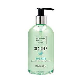 Sea Kelp Hotel Toiletries Collection - 300ml Pump Bottle Luxury Hand Wash - 6 Per Case