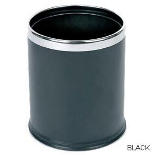 Smart Bins Hotel Bedroom Bin 10 Litre Black With
