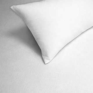 Hotel Pillow Protector- Terry Towelling Waterproof